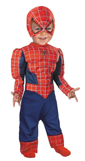Spiderman2682 Spiderman, Iron Man Hulk Spiderman, Halloween Costumes, Baby Costumes, Spiderman Costumes, Spiderman Baby, Kids Costumes, Costumes Ideas, Costumes Include