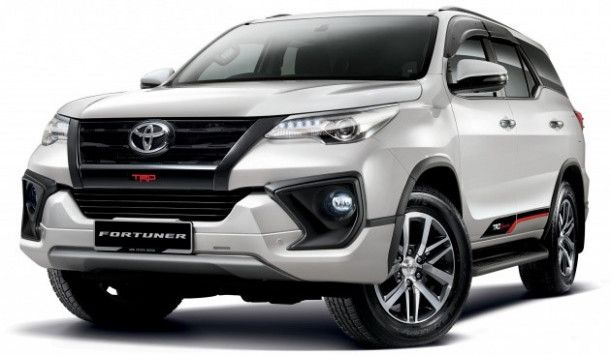 2020 Toyota Fortuner Facelift Trd Sportivo Release Toyota Suv Suv Cars
