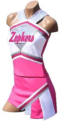 Cute cheer uniform different colors and nct