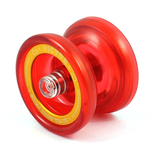 YOYO BALL Qixia Plastic YoYo - Victor YOYO BALL Qixia Plastic YoYo - Victor [00035] - US$11.68 : Aladdinmart