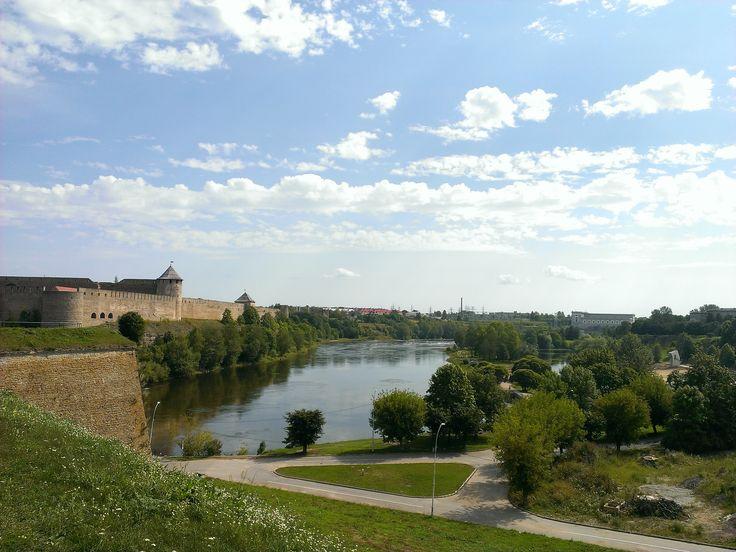 Grenzort Narva