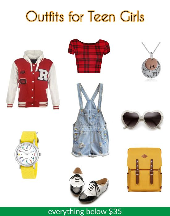 Cool Back to School Outfits (2014)