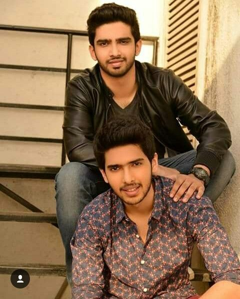 Armaan, Amaal the cutest brothers in the world