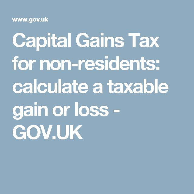 Forex capital gain tax uk