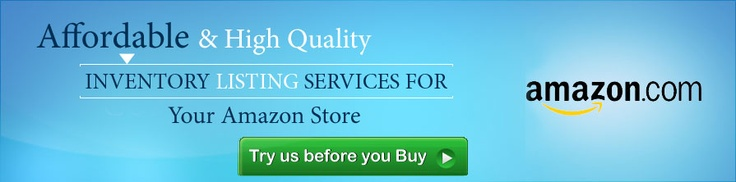 Amazon Data Entry, Amazon Product Upload Services, Amazon Product Entry, Amazon Listing Service in India