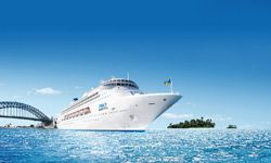 P&O Cruises Partners with Save the Children (Pacific Jewel)