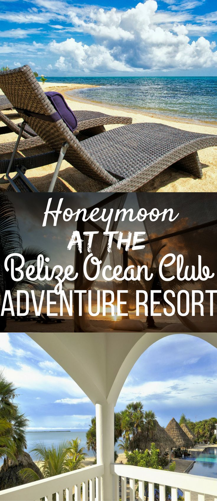 Thinking of a 5 star dive resort in Belize for your honeymoon? Then the Belize Ocean Club Adventure Resort is the perfect one for those who love to relax and unwind but also get into adventure! Check out the 20+ activities you can do at this resort.