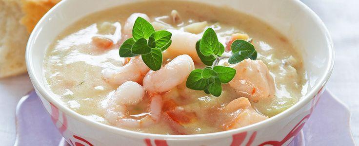 God sjømat har så mye egensmak at det trengs ikke så mange ingredienser. Som i denne oppskriften.