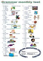 This worksheet contains 18 conversation cards and two vocabulary exercises (matching exercise and favourites) plus clip art. The cards can be cut out if desired and be used as conversation questions. Can be used with both young learners and adults (elementary to advanced). - ESL worksheets