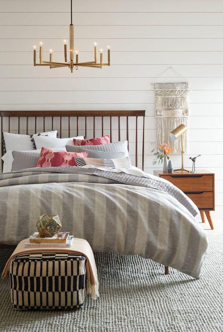 Mid-Century Modern Beds