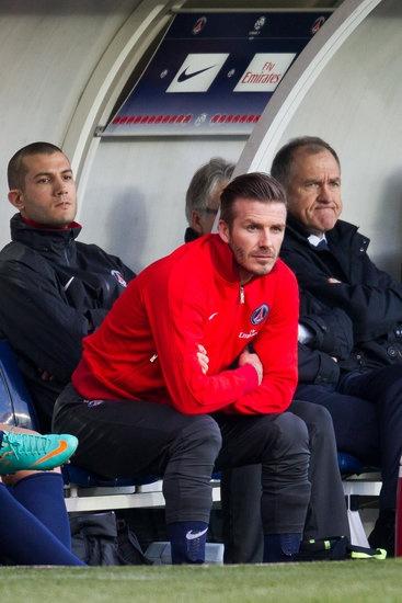 David Beckham- Paris Saint-Germain