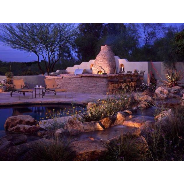 Dreamy outdoor kitchen | backyard patios ideas | Pinterest