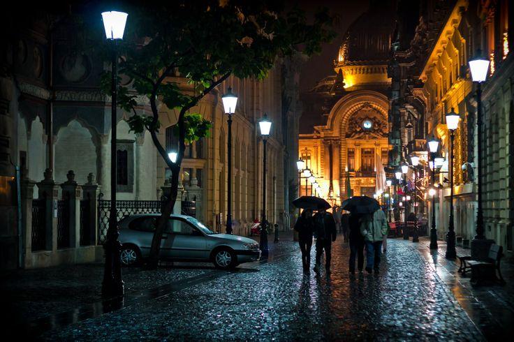 Str Stavropoleos / 29 oct 2012 / București