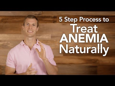 Anemia Symptoms & 5-Step Natural Treatment Plan - Dr. Axe