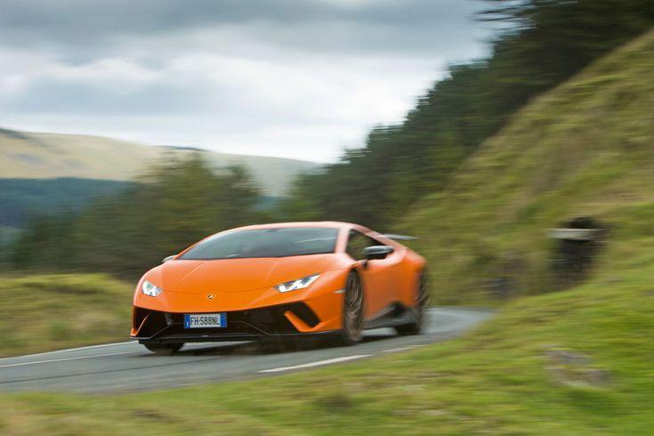 Lamborghini Huracan Performante: celebrating one of the last V10 engines