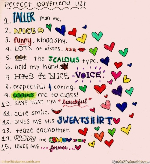 Love Quotes and Images for Him - Perfect boyfriend List - http://meaningfullquotes.com/love-quotes-and-images-for-him-perfect-boyfriend-list/