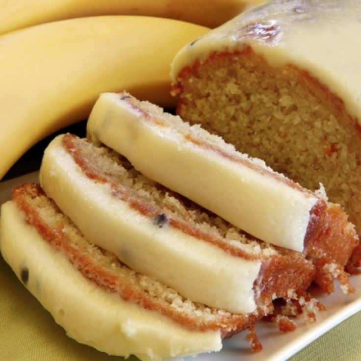 A Delicious recipe for banana lemon loaf with a lemon frosting. Great enjoyed with an afternoon coffee.. Banana Lemon Loaf Recipe from Grandmothers Kitchen.