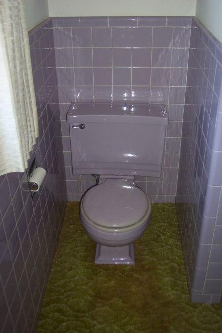 1960s Toilet