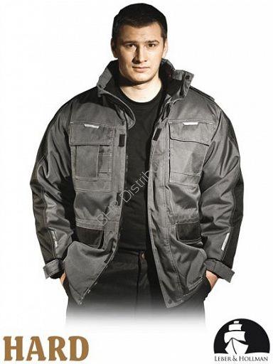 Zimowa kurtka robocza LH-MAUER - Internetowy sklep z artykułami BHP i PPOŻ oraz…