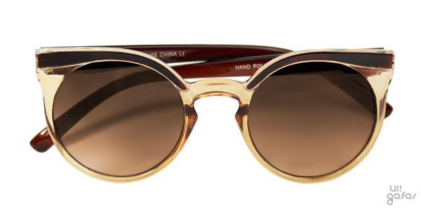 Óculos De Sol Gatinha Retrô Em Acetato || Ui! Gafas
