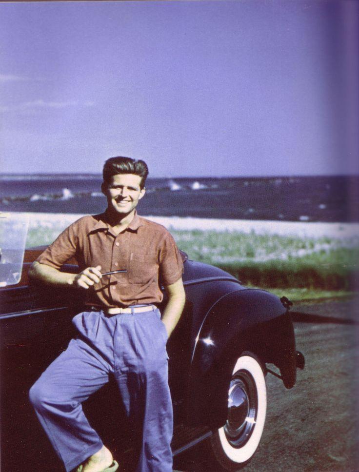 rare photo of Joe Jr.