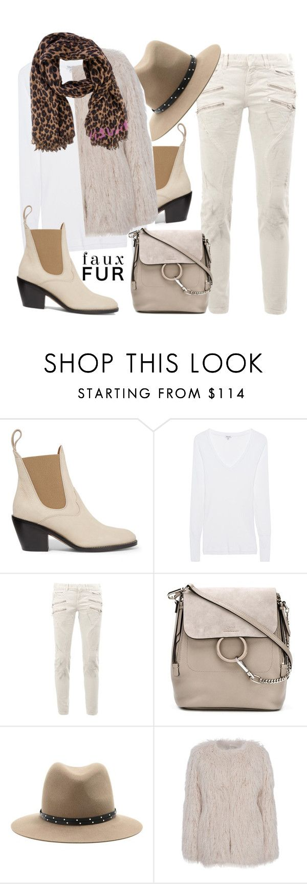 """""""How to Wear Animal..."""" by hattie4palmerstone ❤ liked on Polyvore featuring Chloé, Splendid, Faith Connexion, rag & bone, French Connection, Louis Vuitton and fauxfur"""