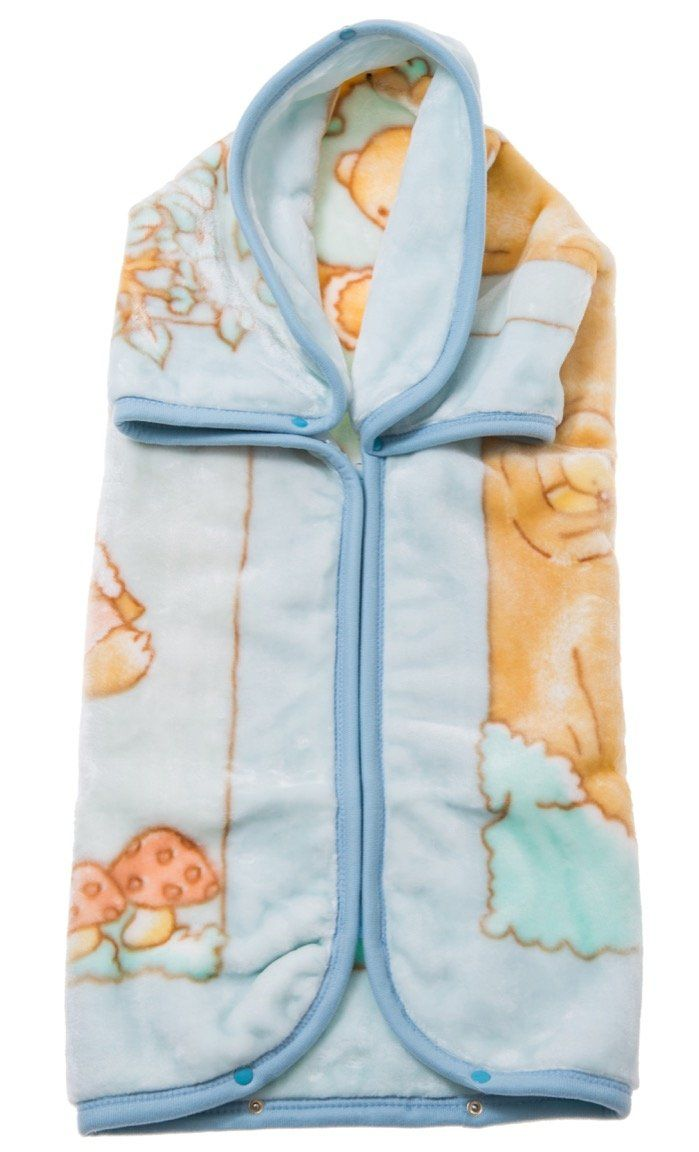 Baby Wrap βρεφική κουβέρτα-υπνόσακος «Bear On A Tree»  €18,90