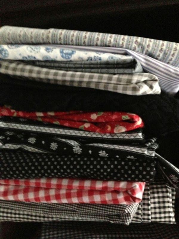 fabric for dirndl fashion