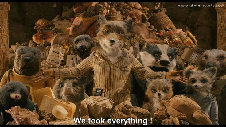 Fantastic Mr Fox Quotes. QuotesGram by @quotesgram