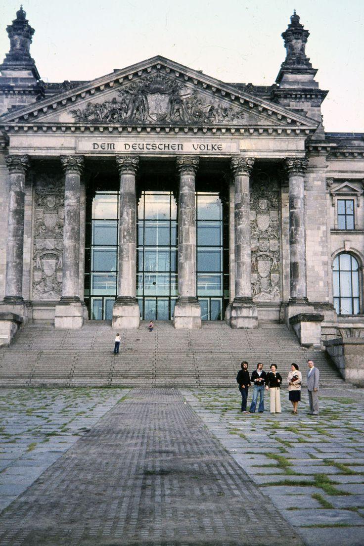 Reichstagsgebäude, 1970er - WDR Digit