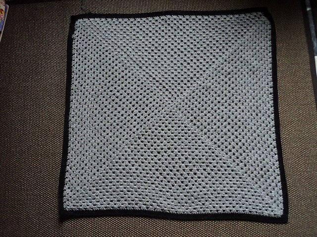 granny squares crochet jacket