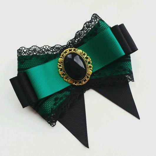 Brooch handmade.  Fair Masters - handmade.  Buy brooch with black agate.  Handmade.  Agate brooch with agate