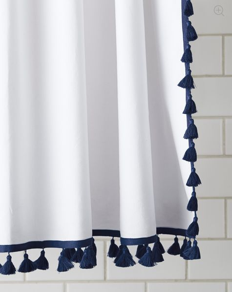 Elements of Style Blog | The Best Shower Curtains | http://www.elementsofstyleblog.com