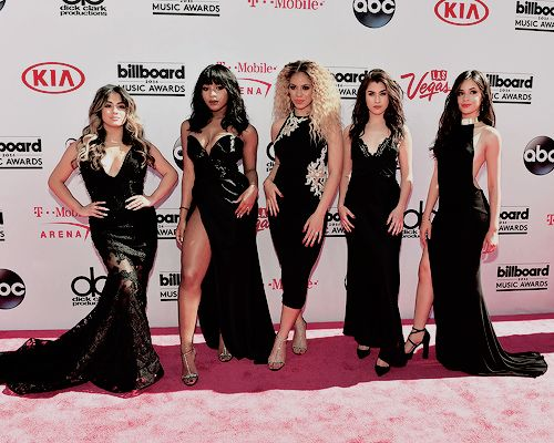Fifth Harmony attend the 2016 Billboard Music Awards at T-Mobile Arena on May 22, 2016 in Las Vegas, Nevada.