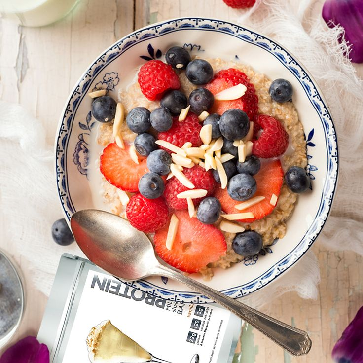 Did you know Protein Milkshake tastes incredible in oatmeal?! Start your day off right! proteinmilkshakebar.com  . . .  #proteinmilkshake #breakfast #strongnotskinny #healthspo #fitspo #iifym #girlsthatlift #fitchick #eatforabs #goalgetter #progressnotperfection #foodisfuel #macros #fitfood #myfitnesspal #eatbetternotless #wls #wwrecipe #lowcarb #vsg #healthy