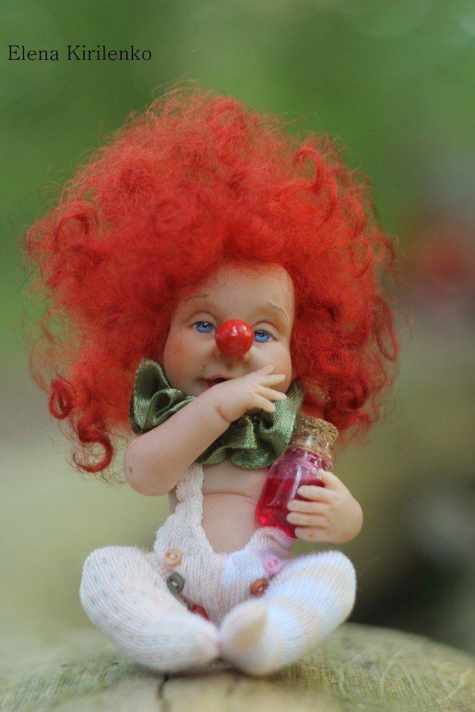 Куклы елены кириленко картинки