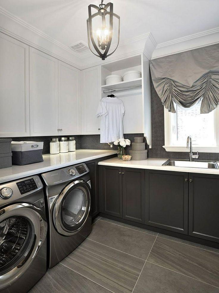 Beautiful Laundry Room Design Laundry Mud Room Pinterest