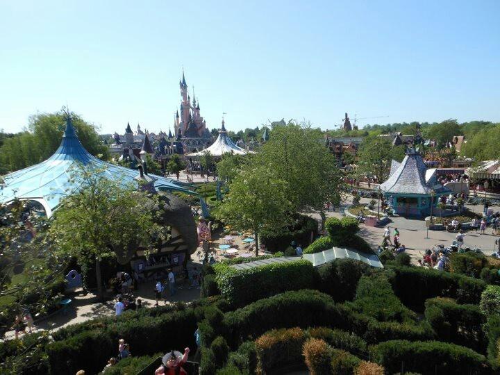Disneyland, 2012