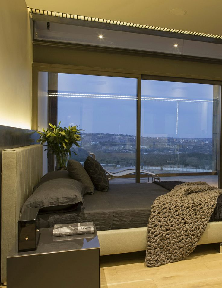 House Boz | Main en suite bedroom | Nico van der Meulen Architects #Contemporary #Furniture   #Bedroom