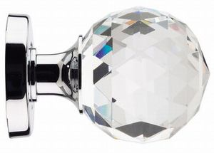 Crystal Door Knobs from www.e-hardware.co.uk