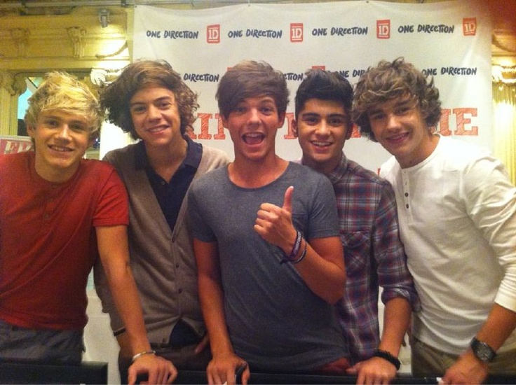 One Direction <3 Niall Horan, Harry Styles, Louis Tomlinson, Zayn Malik, and Liam Payne