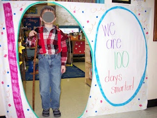 I love these ideas for the 100th day of school. I will definitely be doing this next year