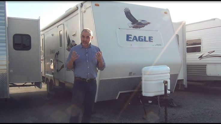 Perfect PreOwned 2005 Jayco Eagle 282FKS  Mount Comfort RV  Travel Trailers  Pint