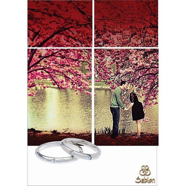 Deschidem fereastra către primăvară și inimile către iubire; în curând vom da startul sezonului de nunți 2015. Love is in the air, everywhere.|#iubeste #bijuterii #sabion #romania #primavara #live #love #life #spring #jewelry #instajewelry #jewlery #jewelrylover #verighete #weddingrings|Bijuterii cu suflet manufacturate în România.|