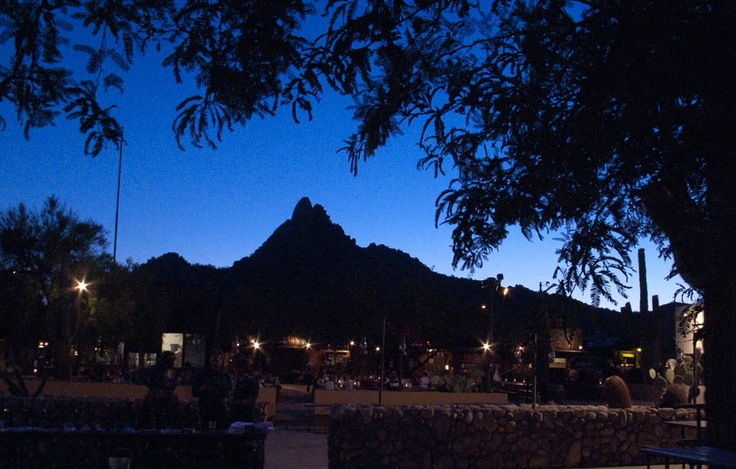 Pinnacle Peak Patio Steakhouse, Scottsdale Arizona. 40th Anniversary  Celebration Spent Here. Such A Great Evening!   Places I Love   Pinterest  ...