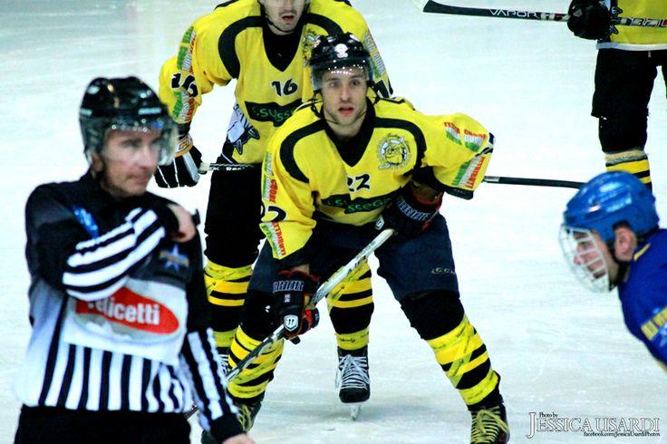 Hockey Club Varese in azione