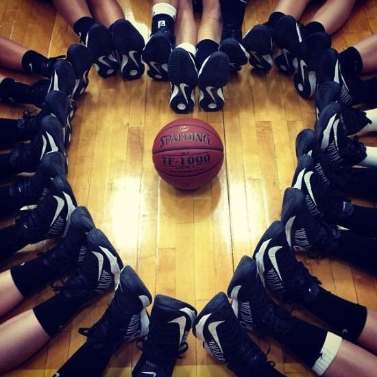 Top 5 Cute Basketball pictures