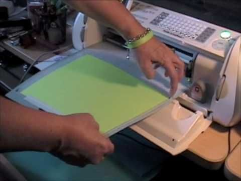 This is a Cool way to cut out your own images!! ..... A method for knowing exactly where your Cricut will cut on the mat so you get perfectly placed cuts on printouts, photos, etc.