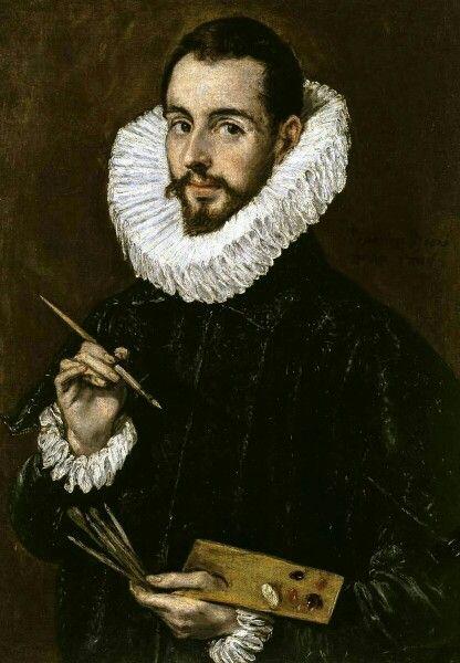 Download El Greco ,, Portrait of Manuell Theotocopulos, artist's Son'' | El greco paintings, El greco ...