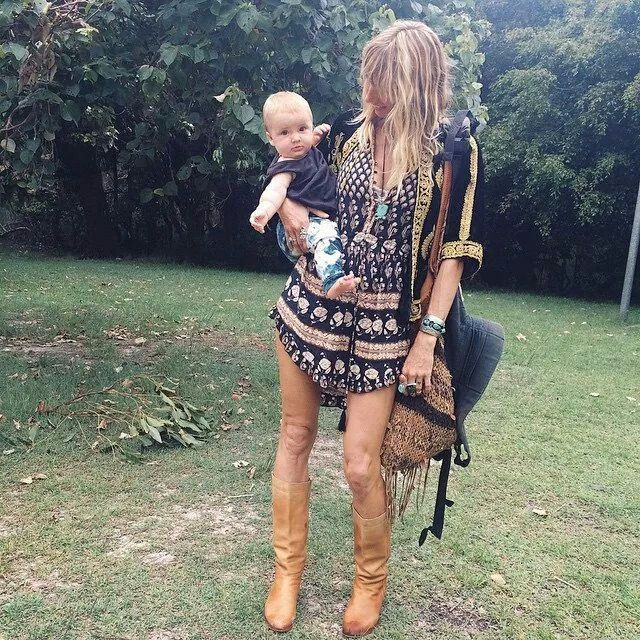 Love this outfit. -Bohemian love with Spell Designs Byron bay Australia ♥